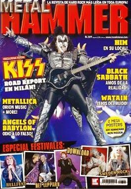 Metal Hammer – Agosto 2013 Pdf