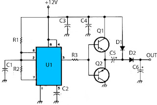 voltage doubler schematic