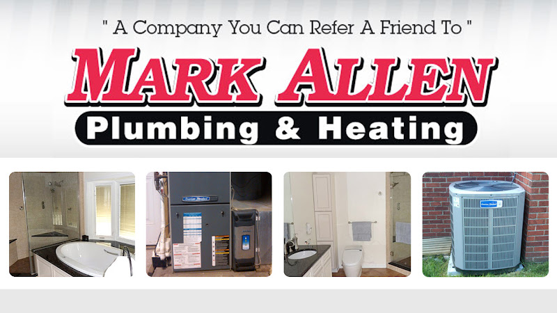 Plumbing Pittsburgh PA Mark Allen Plumbing & Heating Logo