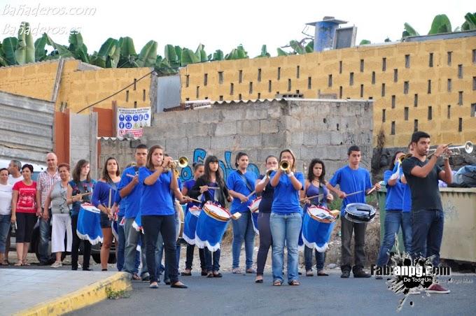 Diana Floreada Fiestas en Honor a Santa Lucía El Puertillo