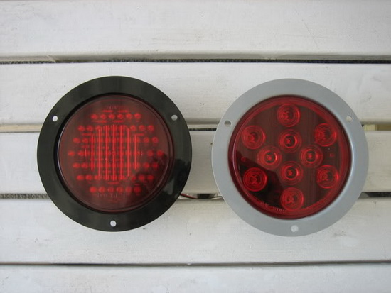 JEEP LED Tail Lights 1