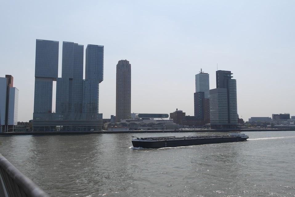 Rotterdam battello