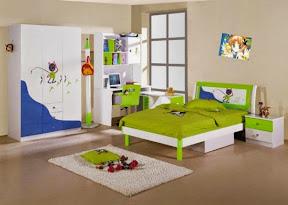 Giường ngủ cho bé BBSM0807