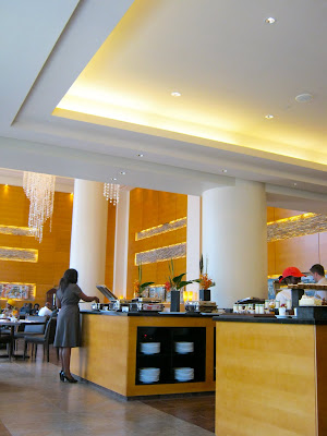 Movenpick hotel - expensive food