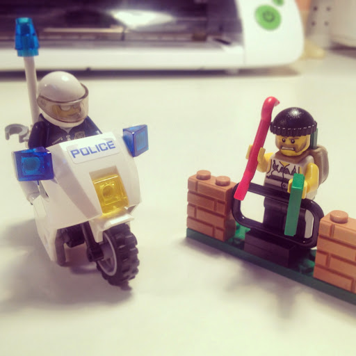 Lego Tuesday