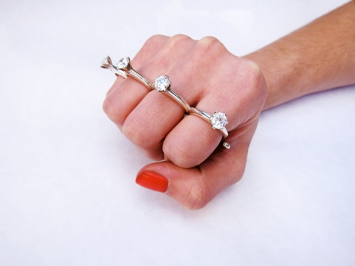 Ugly Enement Rings | East Side Bride When One Ugly Ass Cubic Zirconia Engagement Ring