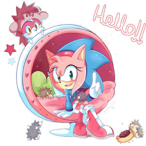 Who is Amy Rose the Hedgehog?