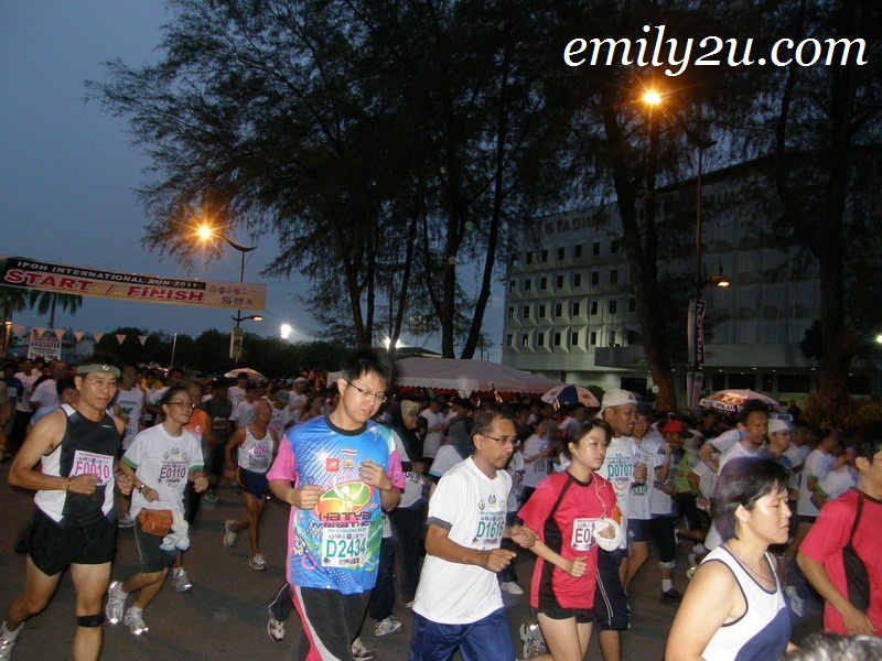 Ipoh International Run event