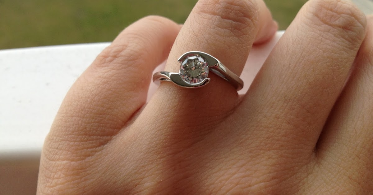 My Engagement Ring Is Back A Bride On A Budget