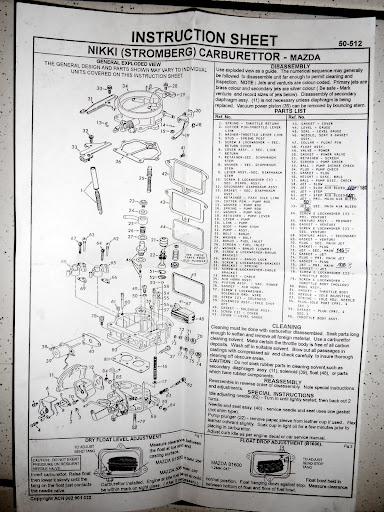 [MAZDA 121]Restauration Mazda 121 1977 - Page 2 SDC14472