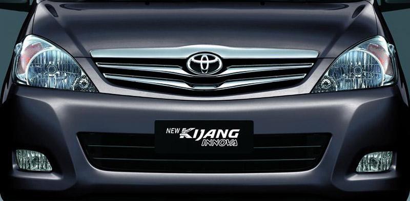 Aksesoris Toyota New Kijang Innova Baru