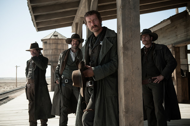 THE LONE RANGER James Badge Dale as Dan Reid