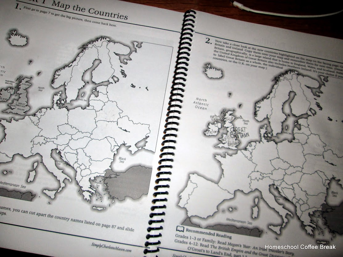 Visits to Europe Homeschool Coffee Break @ kympossibleblog.blogspot.com