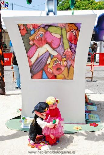 Hoguera Infantil 2014 Polígono San Blas