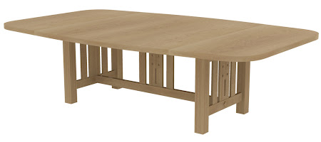 "80"" x 42"" Florence Conference Table in Tuscan Maple"