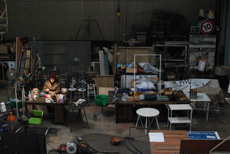槙塚鉄工所/Steel Factory