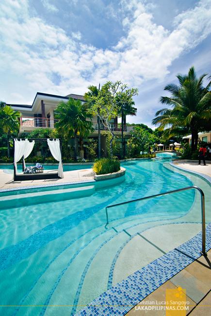 Swimming Pools at Albay's Misibis Bay
