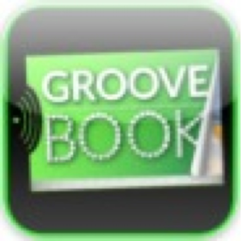 Groovebook iPhone Android App
