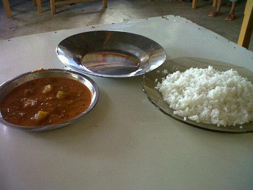 warung nasi santan