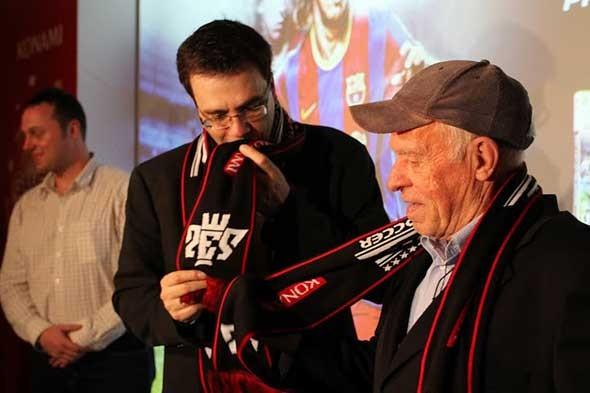 Narração Silvio Luiz e Mauro Beting para PES 2012