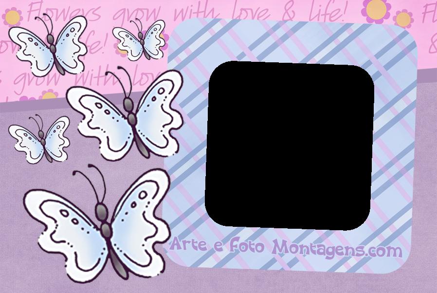 Molduras png infantis scrap borboletas - Molduras de escayola en madrid ...