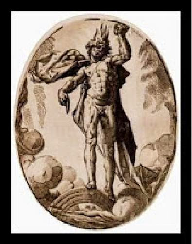 Helios A Sun God For Fathers Day