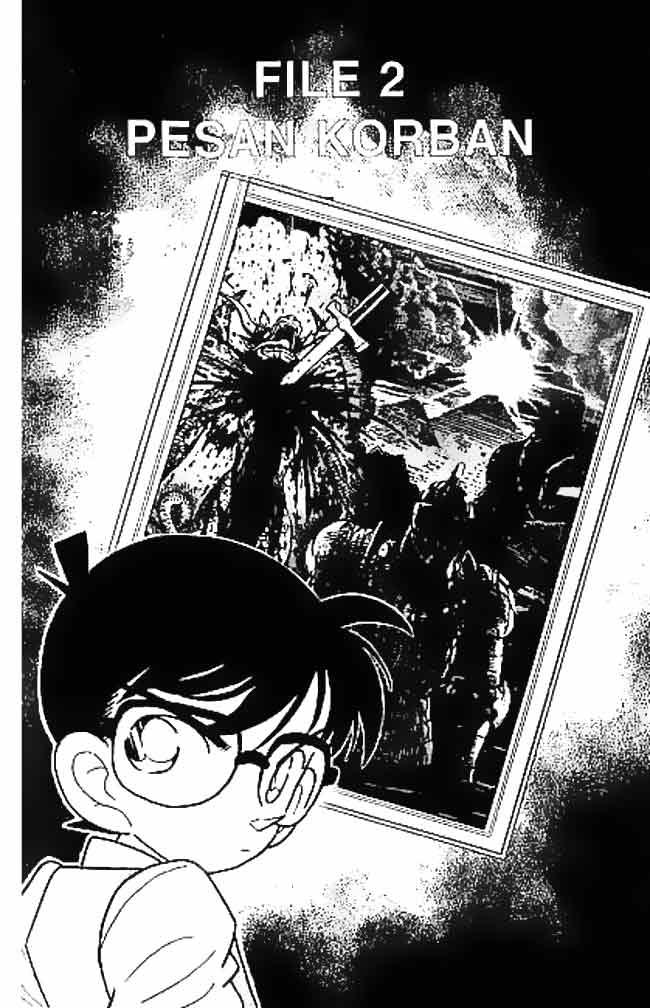 1 Detective Conan   031 Pesan korban