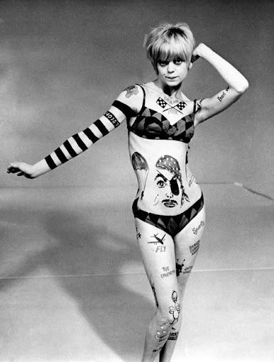 Como han cambiado: Goldie Hawn