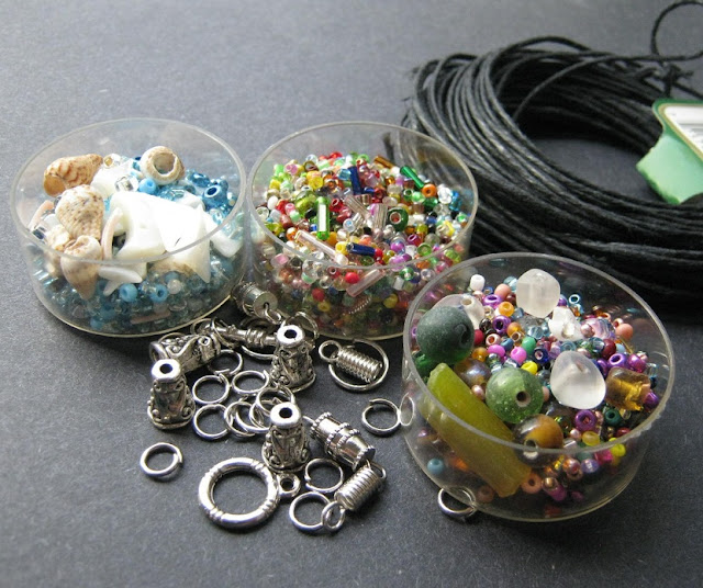 Bead Grab Bag Giveaway