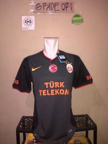 Jual Jersey Galatasaray Away Terbaru 2014