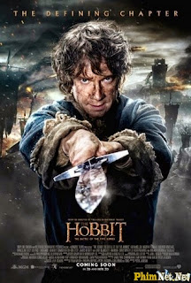 Người Hobbit 3 - Đại Chiến 5 Cánh Quân - The Hobbit 3: The Battle Of The Five Armies - 2014