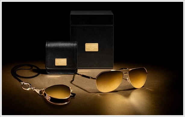 5cf44e650a90 Dolce Gabbana Gold Edition Sunglasses 2012. For men the Dolce   Gabbana ...