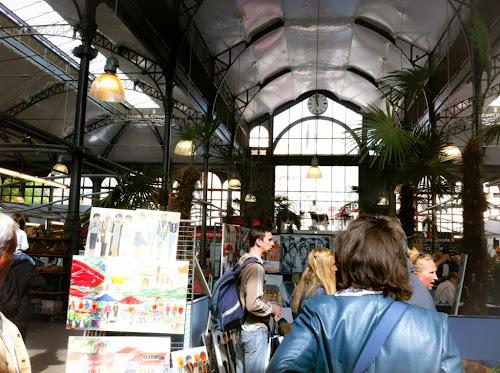 Halles Wazemmes Lille