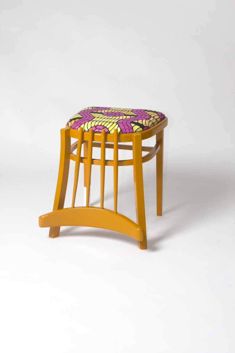 Osumare chair. Image by Perrick Mouton