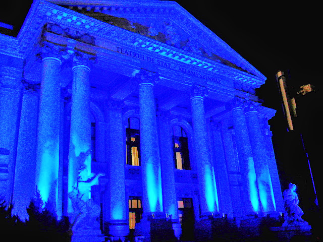 Programul Teatrului de stat regina Maria, decembrie 2014 #1