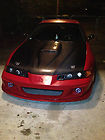 1992 Honda Prelude Si 4WS Coupe 2-Door 2.3L Red Enthusiasts Car Aftermarket Upgs