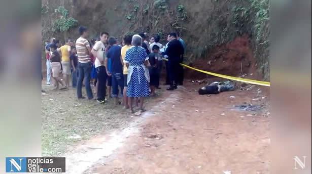 Una persona fallecida y otra mas herida en diferentes sucesos en el departamento
