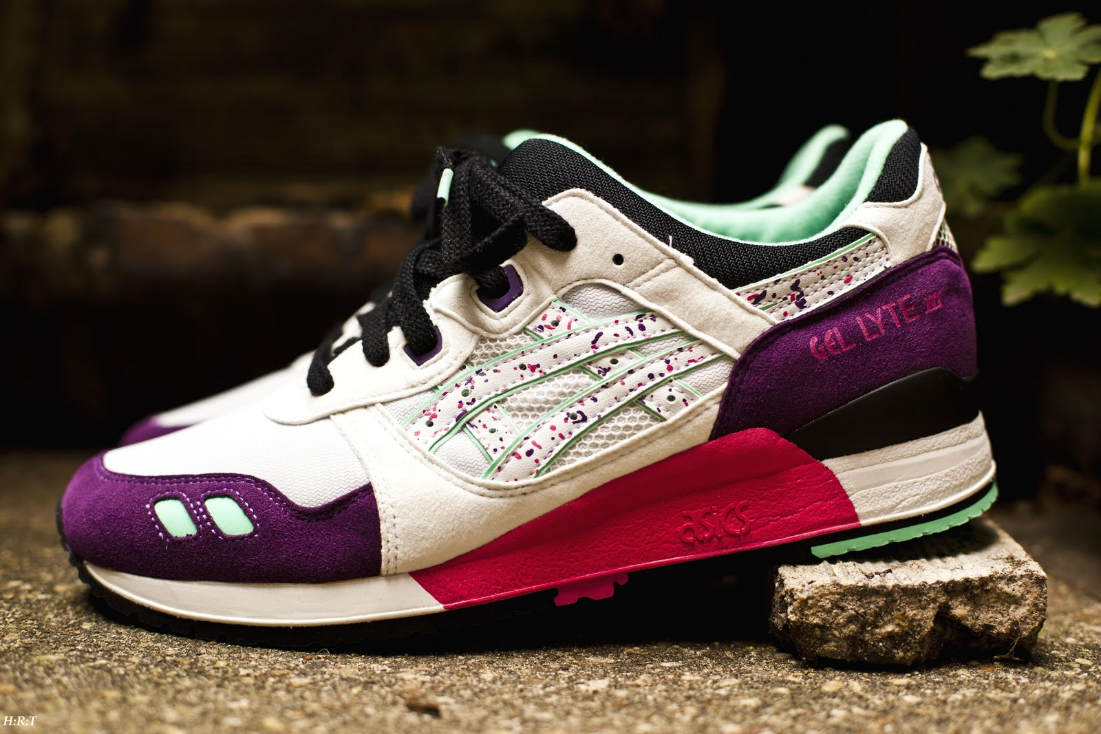 f665320a8d95 Step Into My Running Shoes  Asics Gel Lyte III x Colette x LaMJC