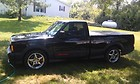 1991 GMC Syclone Base Standard Cab Pickup 2-Door 4.3L