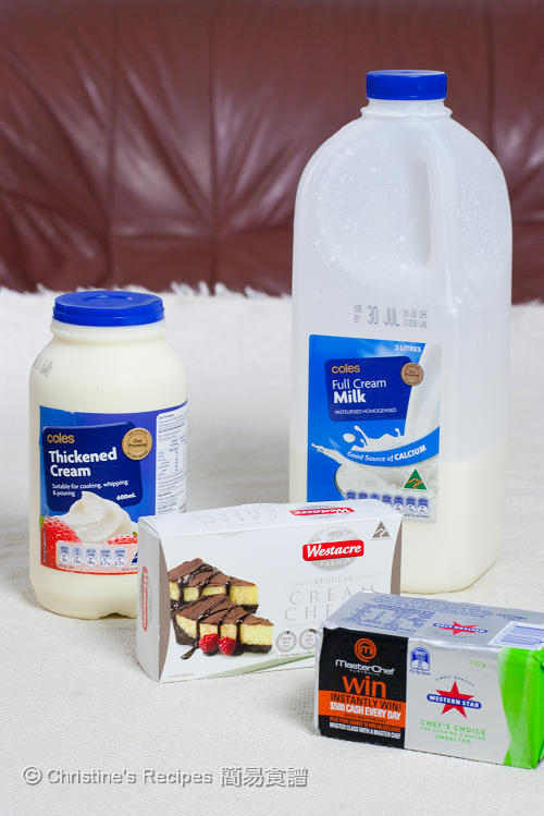 奶類製品 Dairy Products