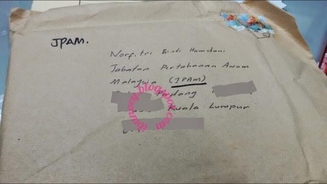 pejabat pos, Kementerian Pertahanan, Jabatan Pertahanan Awam Malaysia
