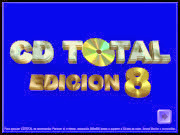 Menú CDTotal 8