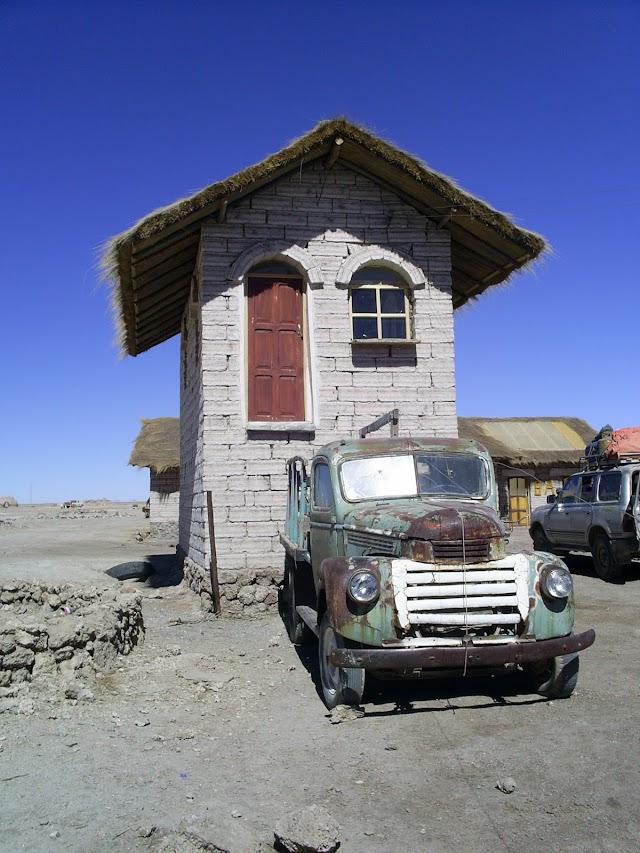 Fotos del Salar de Uyuni, Potosí