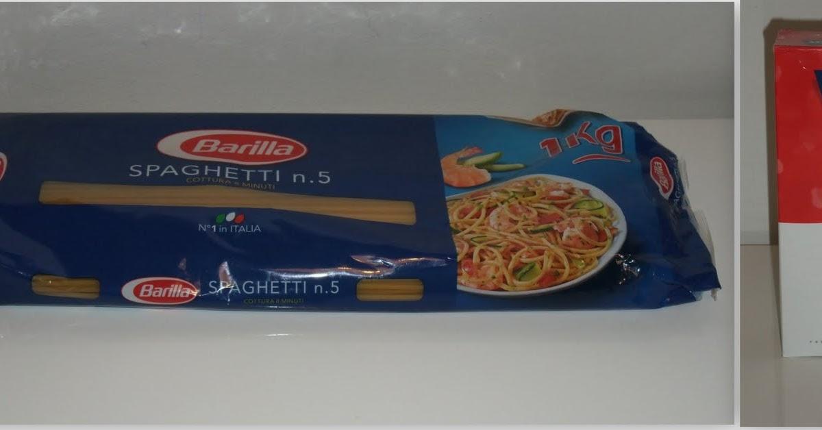 Spagetti Keittäminen