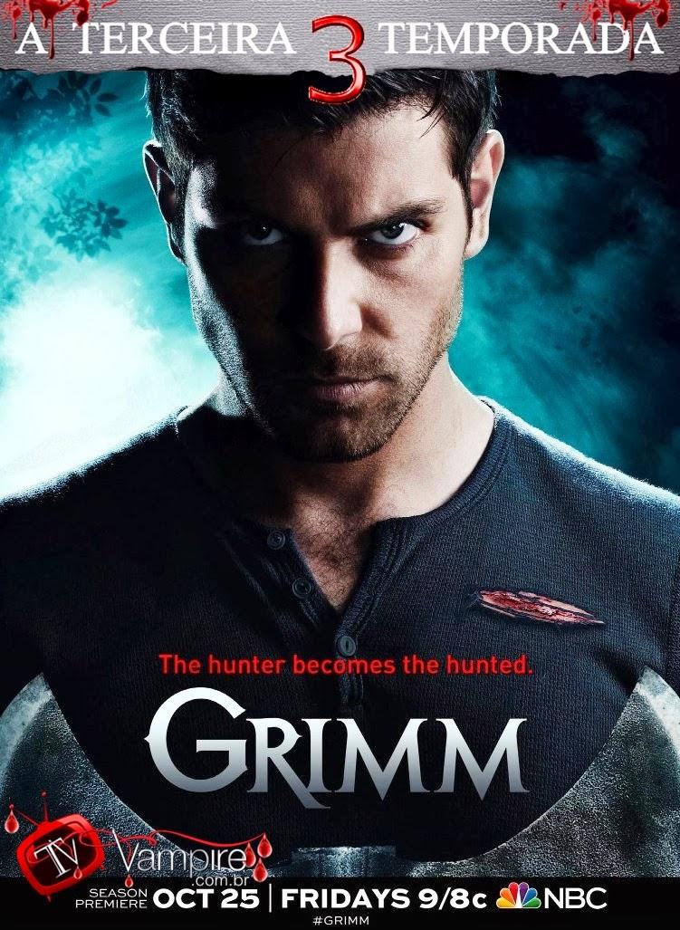 Grimm 3ª Temporada Legendado