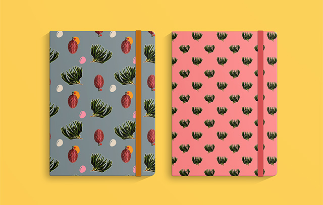 moss and magnolia notebooks