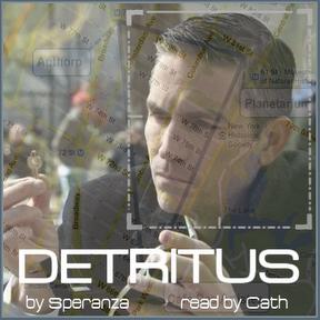 detritus podcover