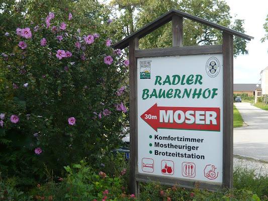 Moserhof am Radweg