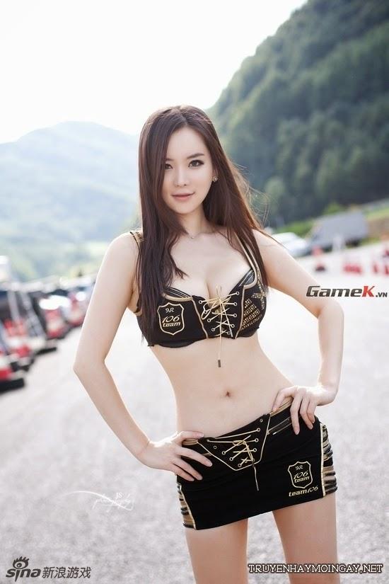 Những bức ảnh gợi cảm của người mẫu số 1 Hàn Quốc Lim Ji Hye