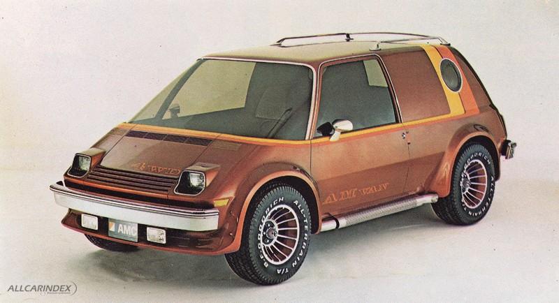 Concept AM Van